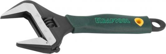 Ключ разводной Kraftool 27258-20 ключ разводной kraftool ширина зева 38 мм