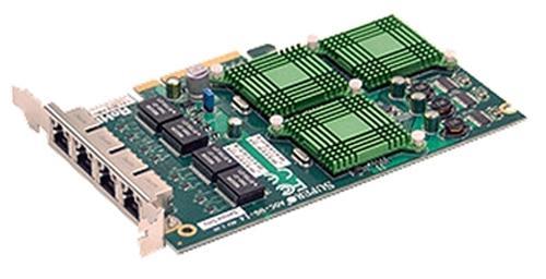 Сетевой адаптер SuperMicro AOC-UG-I4 10/100/1000 Мбит/c PCI-E
