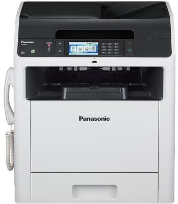МФУ Panasonic DP-MB545RU ч/б A3 45ppm 1200x1200dpi дуплекс Ethernet USB Wi-Fi бело-черный