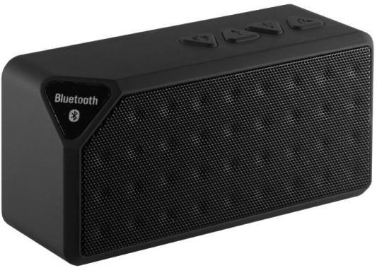 Портативная акустика Ginzzu GM-996B черный портативная акустика ginzzu gm 899b черный
