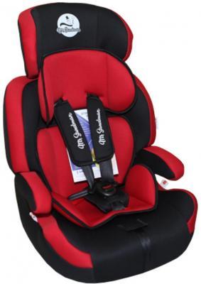 Фото - Автокресло Mr Sandman Good Luck Isofix (черный-красный) автокресло mr sandman valencia fix черный красный amsvf 0657kres1724