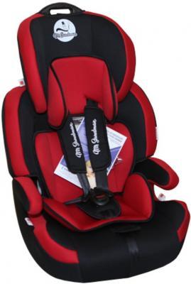 Автокресло Mr Sandman Voyager Isofix (черный-красный) автокресло mr sandman voyager черный серый