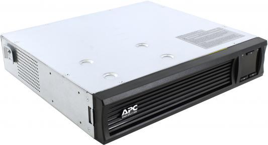ИБП APC SMART C 1000VA SMC1000I-2U-W5Y