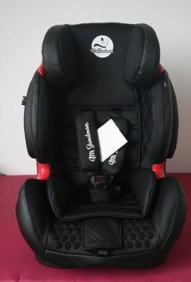 Автокресло Mr Sandman BH12310-GTS-SPS (черный) автокресло mr sandman mr sandman автокресло bh12310 gts sps коричневый