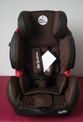 Автокресло Mr Sandman BH12312i-GTS-SPS Isofix (коричневый)