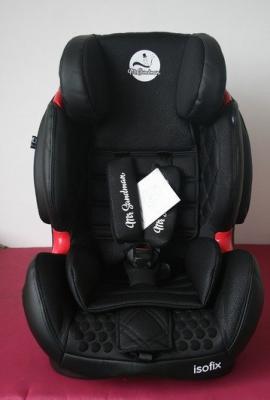 Автокресло Mr Sandman BH12312i-GTS-SPS Isofix (черный)