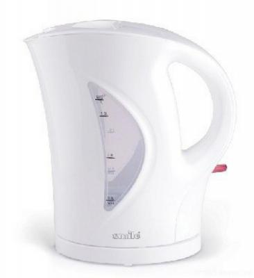 Чайник Smile WK5114 2200 Вт белый 1.7 л пластик