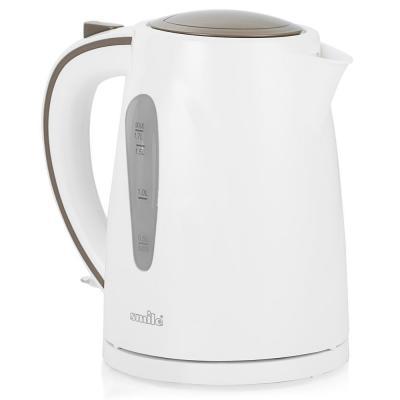 Чайник Smile WK5304 2200 Вт белый 1.7 л пластик чайник smile wk5304 2200 вт 1 7 л пластик белый