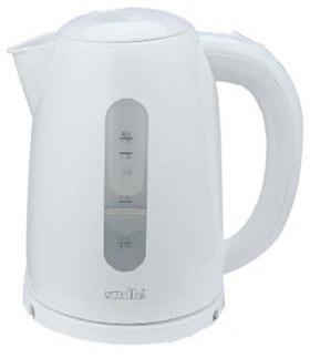 Чайник Smile WK5306 2000 Вт белый 1.7 л пластик чайник smile wk5306 2000 вт 1 7 л пластик белый