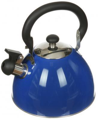 Чайник Катунь КТ-106E индиго 2.5 л нержавеющая сталь