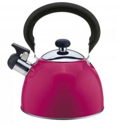 Чайник Катунь КТ-106А пурпурный 2.5 л нержавеющая сталь