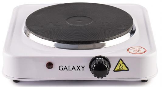 Электроплитка GALAXY GL 3001 белый электроплитка tristar kp 6245 белый