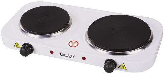 Электроплитка GALAXY GL 3002 белый электроплитка tristar kp 6245 белый