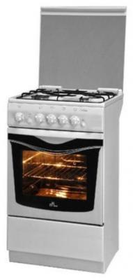 Газовая плита De Luxe 5040.36Г белый газовая плита de luxe 5040 33г белый 5040 33г