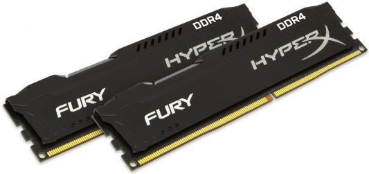 Оперативная память 32Gb (2x16Gb) PC4-19200 2400MHz DDR4 DIMM CL15 Kingston HX424C15FBK2/32 цена