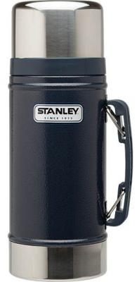 Термос Stanley Legendary Classic Food Flask 0.7л синий 10-01229-027 picci одеяло флисовое picci fashion 3d лабрадор
