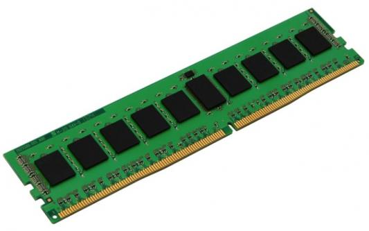 Оперативная память 4Gb (1x4Gb) PC4-19200 2400MHz DDR4 DIMM ECC ECC Registered CL17 Kingston KVR24R17S8/4