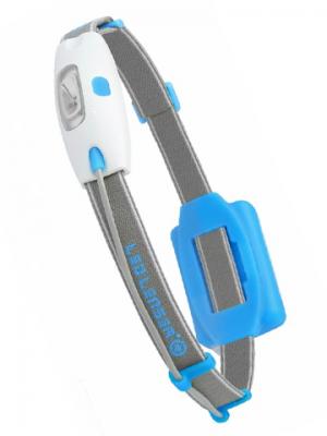 Фонарь Led Lenser Neo 6110 светодиодный налобный синий