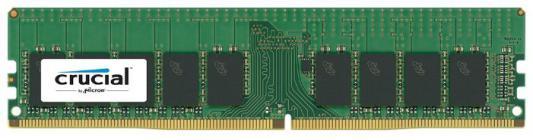 Оперативная память 8Gb PC4-19200 2400MHz DDR4 DIMM CL17 Crucial CT8G4WFS824A модуль памяти patriot memory ddr4 so dimm 2400mhz pc4 19200 cl17 4gb psd44g240041s
