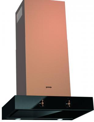 Вытяжка каминная Gorenje Infinity WHT68INB бронза вытяжка 60 см gorenje wht68inb