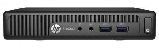 Системный блок HP 260 G2  i3 6100U 4Gb SSD 128Gb DOSклавиатура мышь  X9D50ES от 123.ru