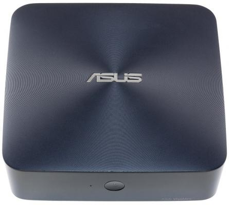 Системный блок ASUS UN65H-M022Z i3-6100U 2.3GHz 1Tb  Win10 90MS00S1-M00220