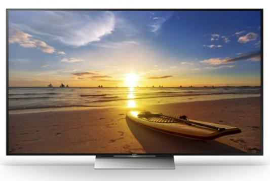 Телевизор SONY KD65XD9305BR2 черный