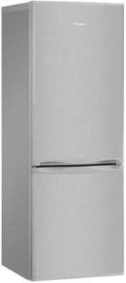 Холодильник Hansa FK239.4X серый