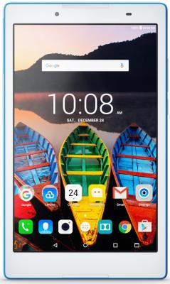 Планшет Lenovo Tab 3 TB3-850M 8 16Gb белый Wi-Fi Bluetooth 3G 4G LTE Android ZA180028RU ZA180028RU в киеве планшет lenovo ideatab a3000 3g 16gb 59366238 white