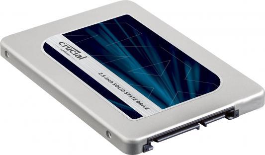 SSD Твердотельный накопитель 2.5 750Gb Crucial MX300 Read 530Mb/s Write 510Mb/s SATAIII CT750MX300SSD1