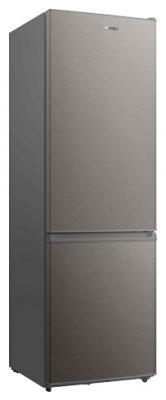 Холодильник SHIVAKI SHRF-300NFХ серебристый