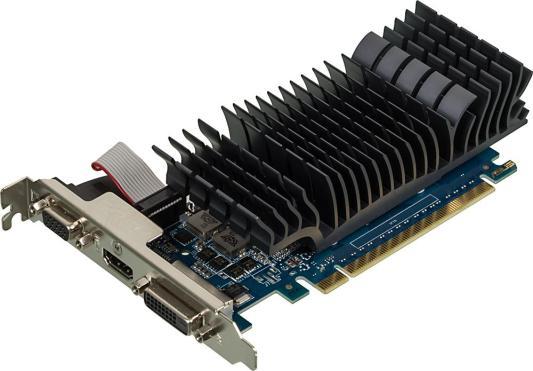 Видеокарта 2048Mb ASUS GeForce GT730 с CUDA PCI-E 64bit GDDR5 DVI HDCP HDMI GT730-SL-2GD5-BRK Retail от 123.ru