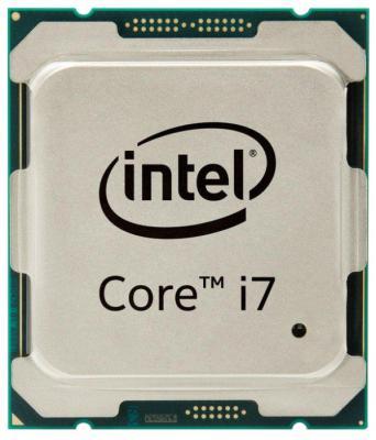 Процессор Intel Core i7-6800K 3.4GHz 15Mb Socket 2011-3 BOX без кулера