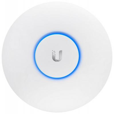 Точка доступа Ubiquiti UniFi AC Lite 802.11ac 1167Mbps 2.4 и 5GHz 1x1000Mbps LAN 160x31.45 mm UAP-AC-LITE