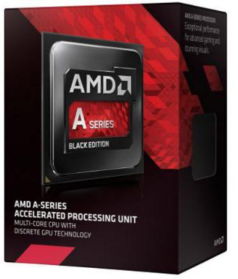 Процессор AMD A10 X4 7870K 3.9GHz 4Mb AD787KXDJCSBX Socket FM2+ BOX процессор amd a10 x4 6700 socket fm2 ad6700okhlbox box