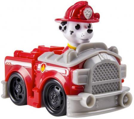 Пожарная машина Paw Patrol Маленькая машинка спасателя 20064353 пламенный мотор машинка инерционная volvo пожарная охрана