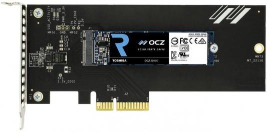 Твердотельный накопитель SSD PCI-E 1Tb OCZ Toshiba AIC w1550Mb/s r2600Mb/s RVD400-M22280-1T цены онлайн