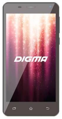 """Смартфон Digma Linx A500 3G черный 5"""" 4 Гб Wi-Fi GPS LS5101MG"""