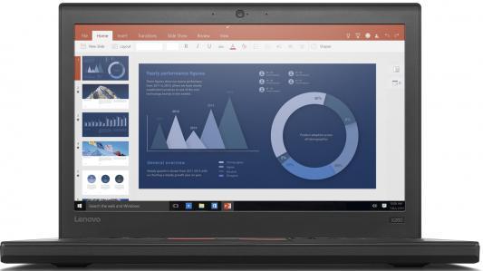 """Ноутбук Lenovo ThinkPad X260 12.5"""" 1920x1080 Intel Core i5-6200U 20F6S02800"""