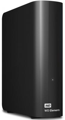 "Внешний жесткий диск 3.5"" USB3.0 2Tb Western Digital Elements Desktop WDBWLG0020HBK-EESN черный"