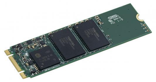 SSD Твердотельный накопитель M.2 512Gb Plextor M6G Plus Read 520Mb/s Write 440Mb/s SATAIII PX-512M6G+