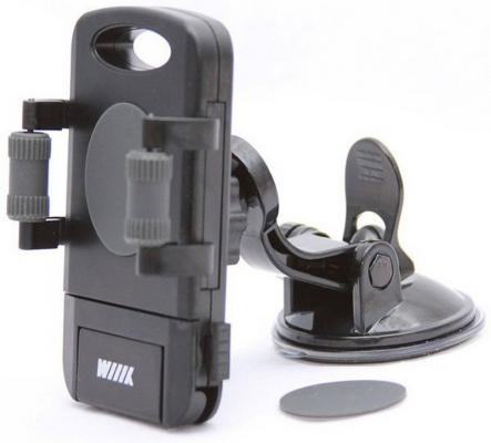 Автомобильный держатель Wiiix HT-WIIIX-01TGT черный