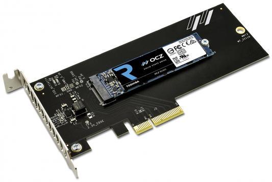 SSD Твердотельный накопитель M2 512Gb OCZ Toshiba AIC w1600Mb/s r2600Mb/s RVD400-M22280-512G-A ocz vertex 3 120 гбайт