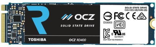 Твердотельный накопитель SSD PCI-E 960Gb OCZ Toshiba M.2 2280 w1550Mb/s r2600Mb/s RVD400-M22280-1T