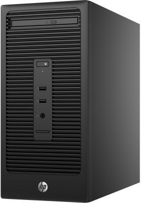 Комплект HP Pro 280 G2 MT i3 6100 4Gb 500Gb HDG DVD-RW Free DOS клавиатура мышь + монитор V212a V7Q86EA