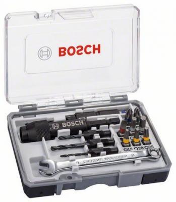 Набор бит Bosch 3шт 2607002786 стоимость