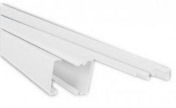 Угол плоский Legrand Metra 60x40мм 638199