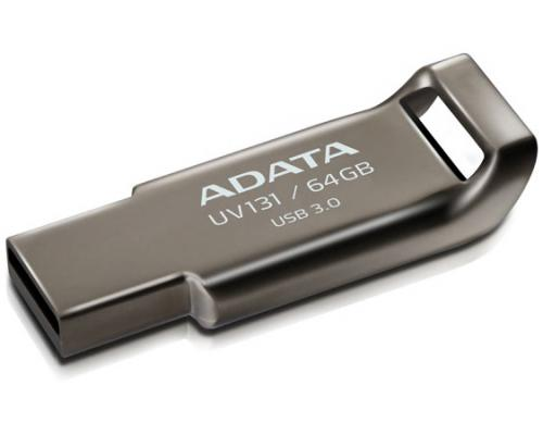 Флешка USB 64Gb A-Data UV131 USB3.0 AUV131-64G-RGY серый crystal palace stoke city