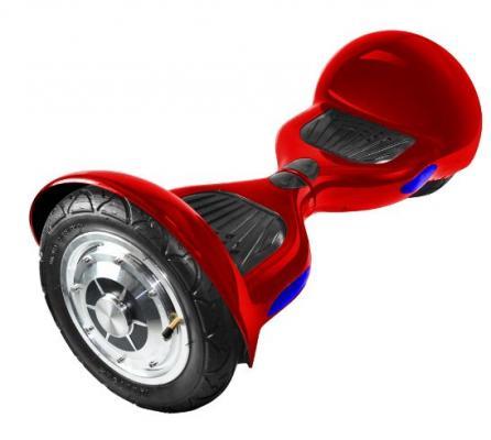 Гироскутер Iconbit SMART SCOOTER 10 красный iconbit smart scooter 10 kit black sd 0014k