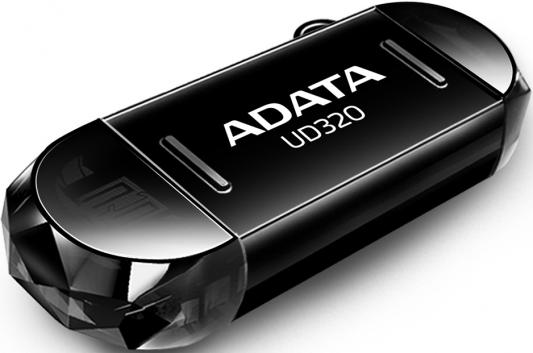Флешка USB 32Gb A-Data DashDrive Durable UD320 AUD320-32G-RBK черный vktech 6mmx32mm 120 degree durable solid router cnc engraving v groove bit burin